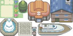 Kyledove DP (Pokémon Tileset)