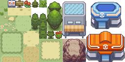 Shinygold (Pokémon Tileset)